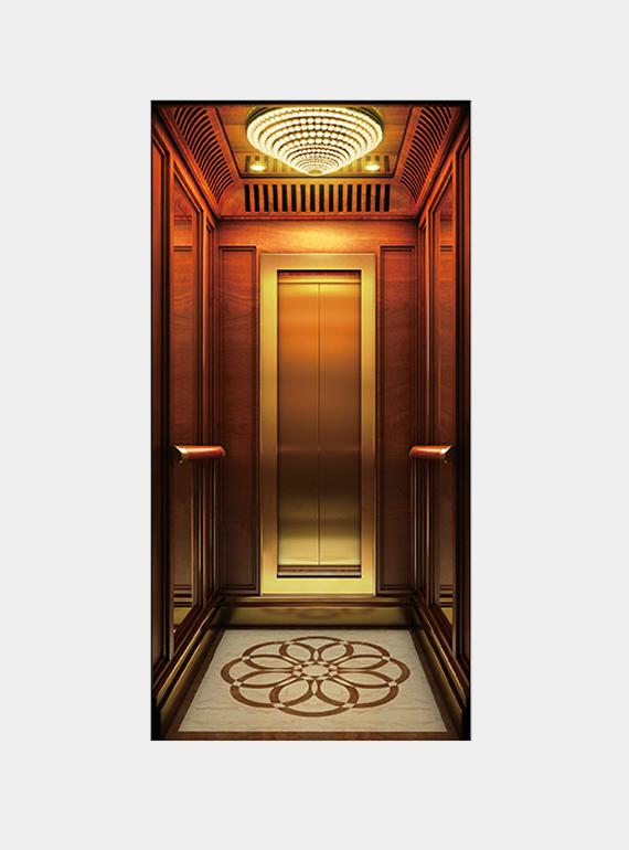 青岛别墅电梯